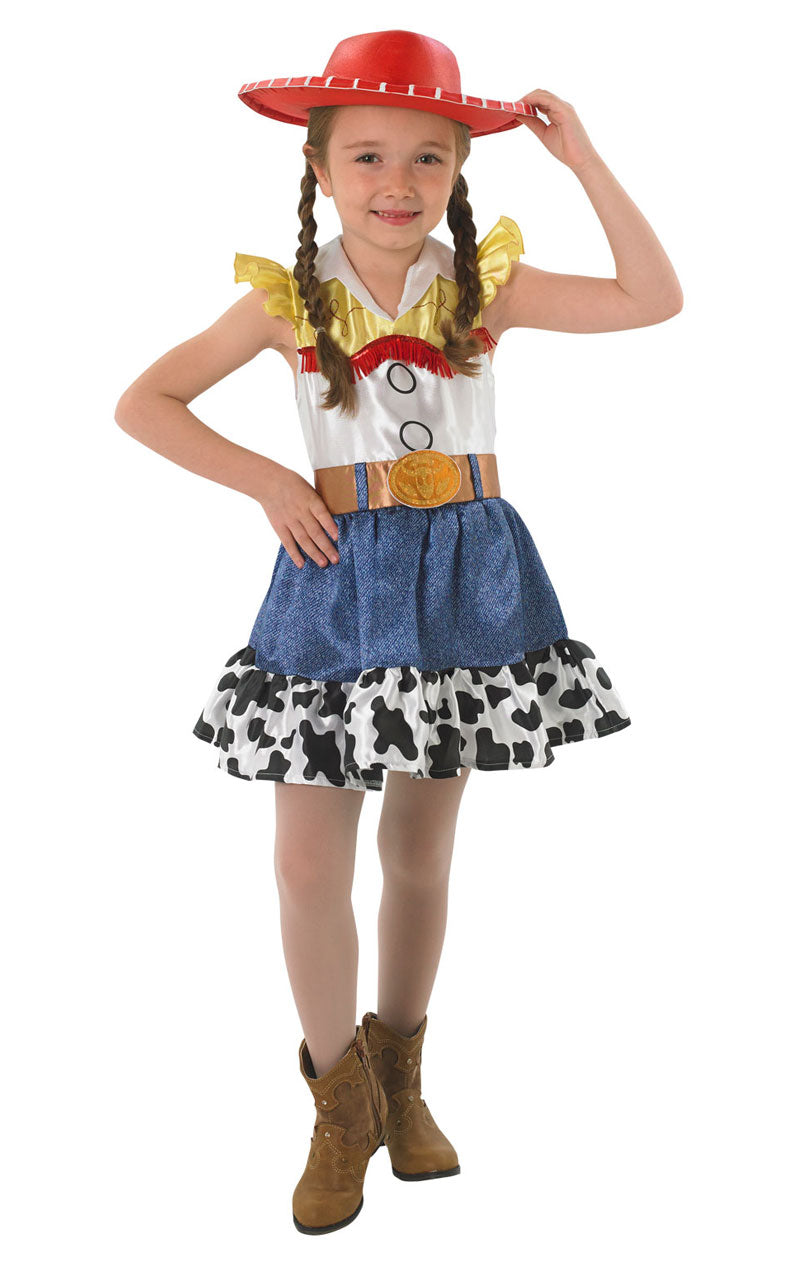 Child Toy Story Jessie Dress
