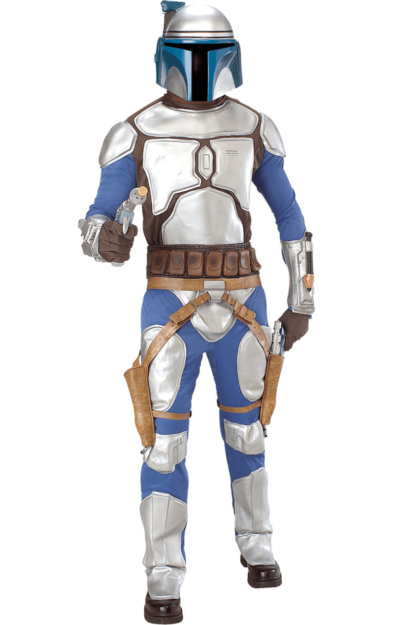 Adult Deluxe Star Wars Jango Fett Costume