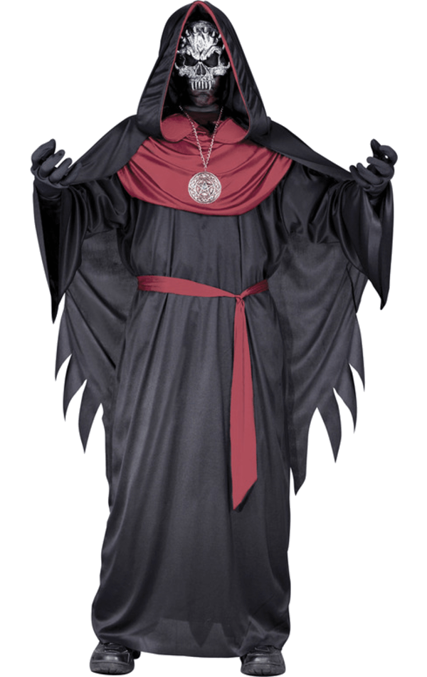 Child Emperor of Evil Costume