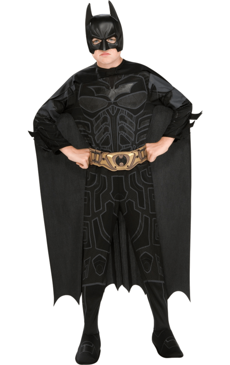Child The Dark Knight Rises Batman Costume