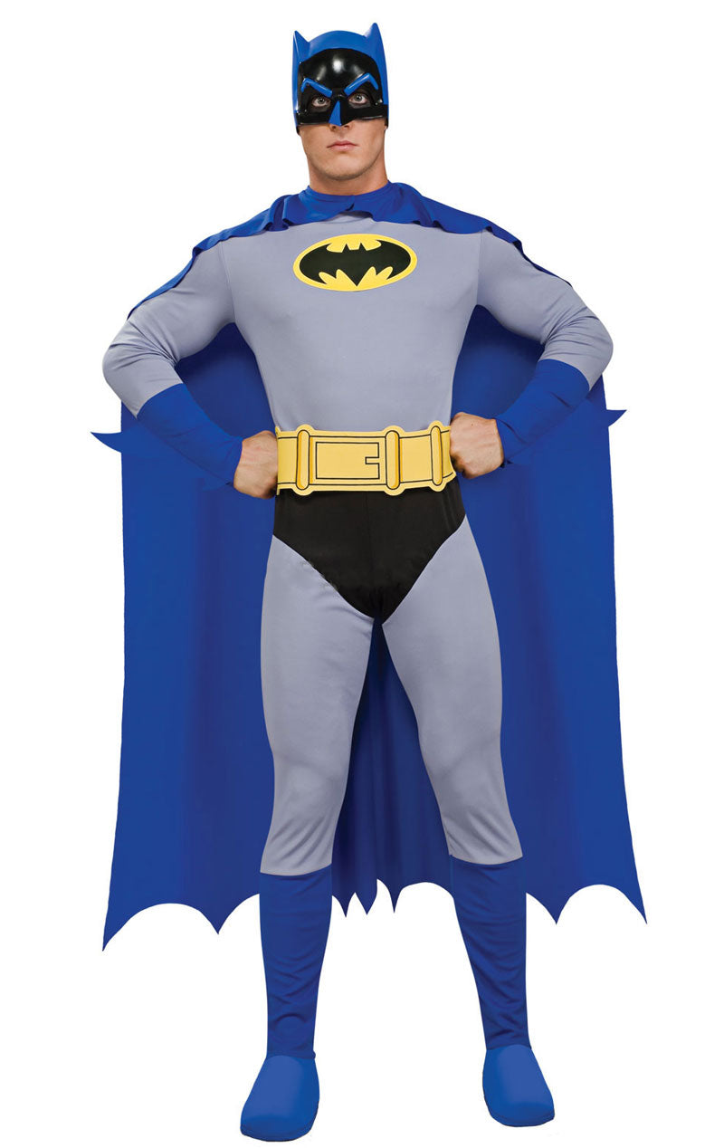 Batman Brave and Bold Super Hero Costume