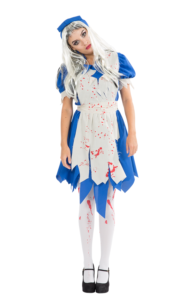 Horror in Aliceland Costume
