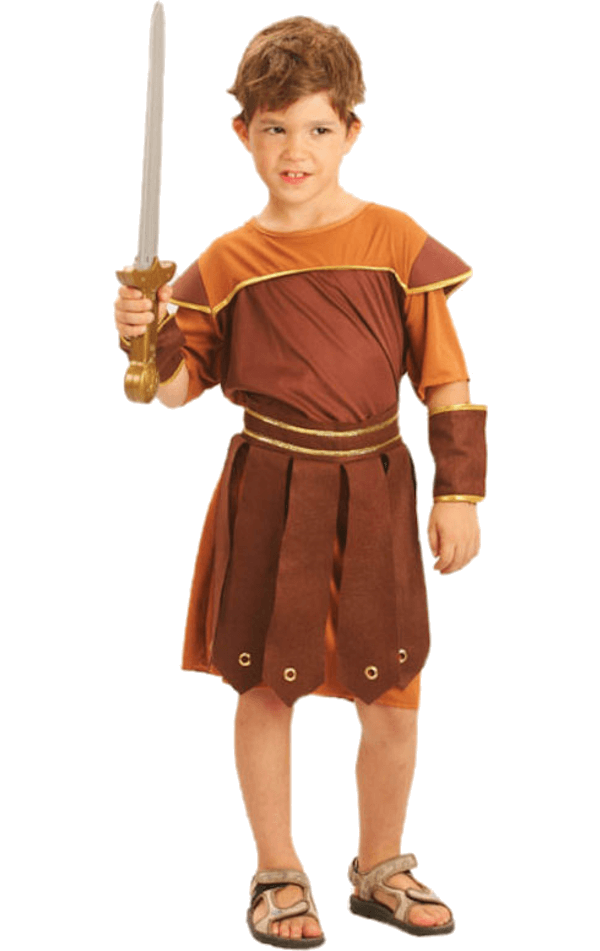 Child Roman Soldier Tunic