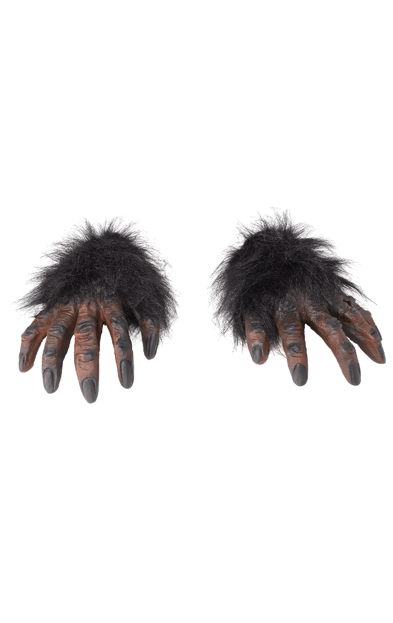 Adult Werewolf Hands
