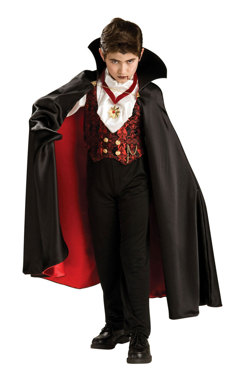 Child Transylvanian Vampire Costume