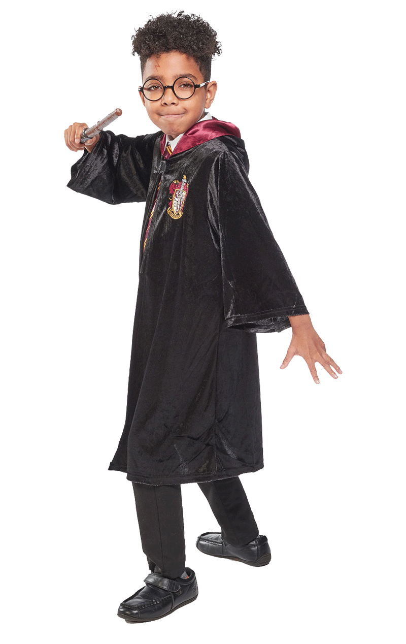 Child Harry Potter Deluxe Robe
