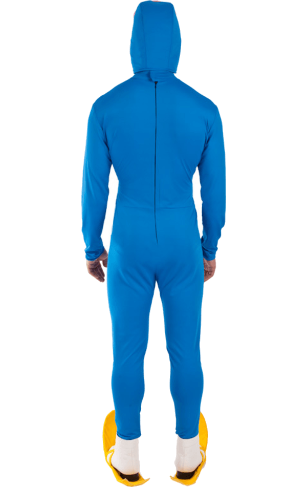 80s Olympic Skier Costume