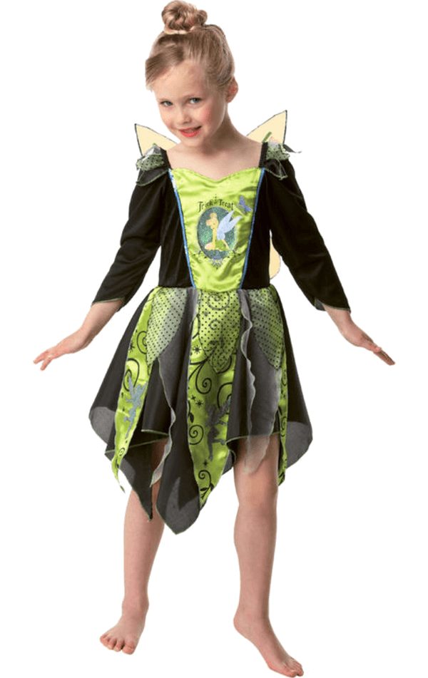 Child Disney Tinkerbell Costume (Trick or Treat)