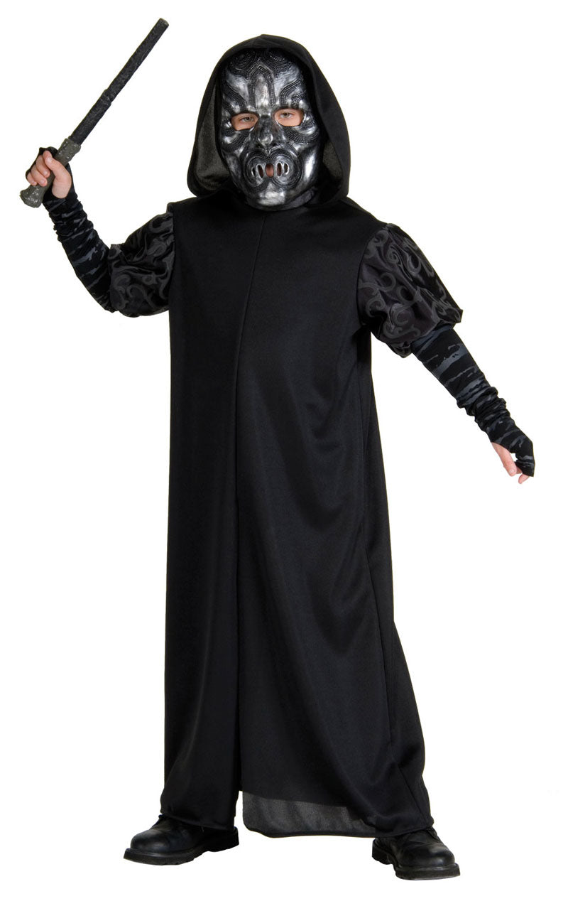 Child Harry Potter Death Eater Costume