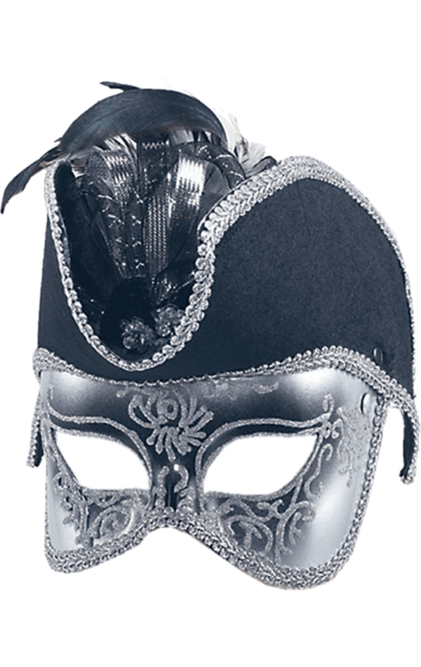 Pirate Carnival Mask