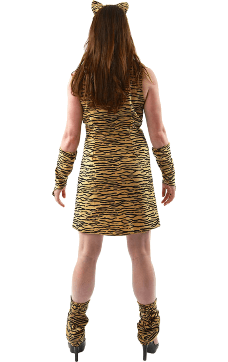 Female Tiger Costume
