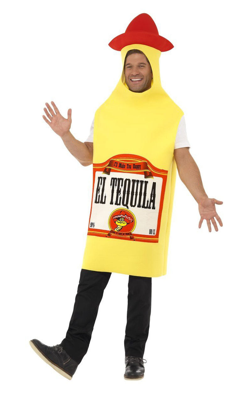 Tequila Bottle Outfit