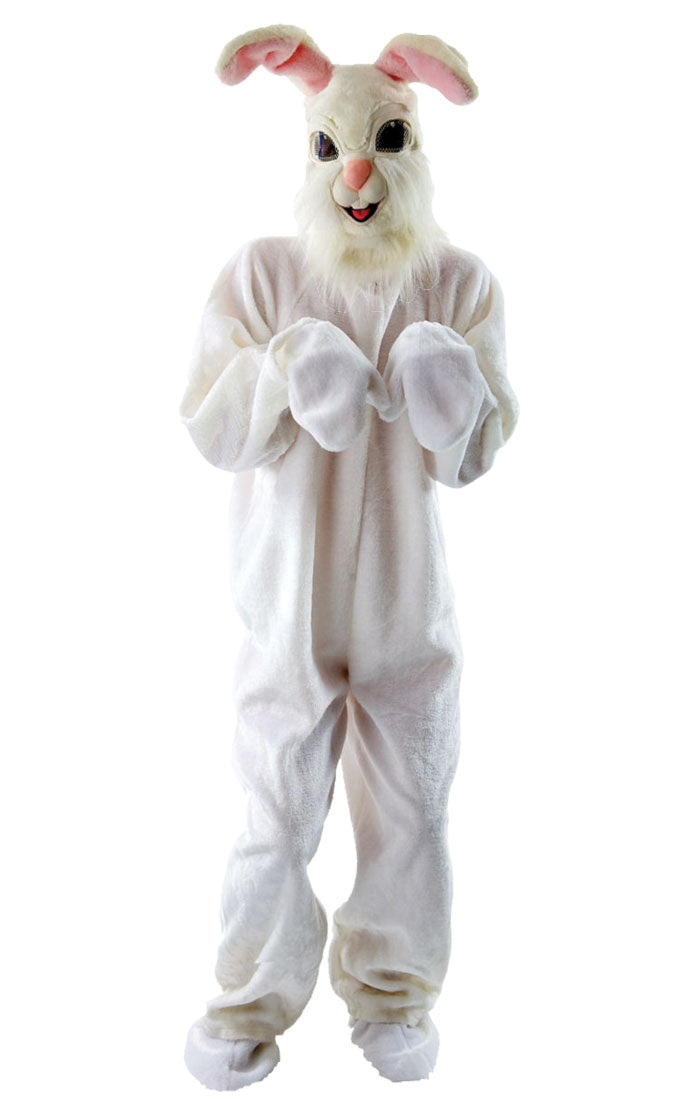 Fluffy Easter Bunny Costume