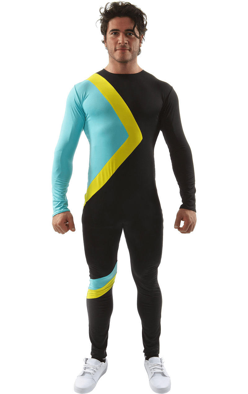 Adult Jamaican Bobsleigh Costume (No Helmet)