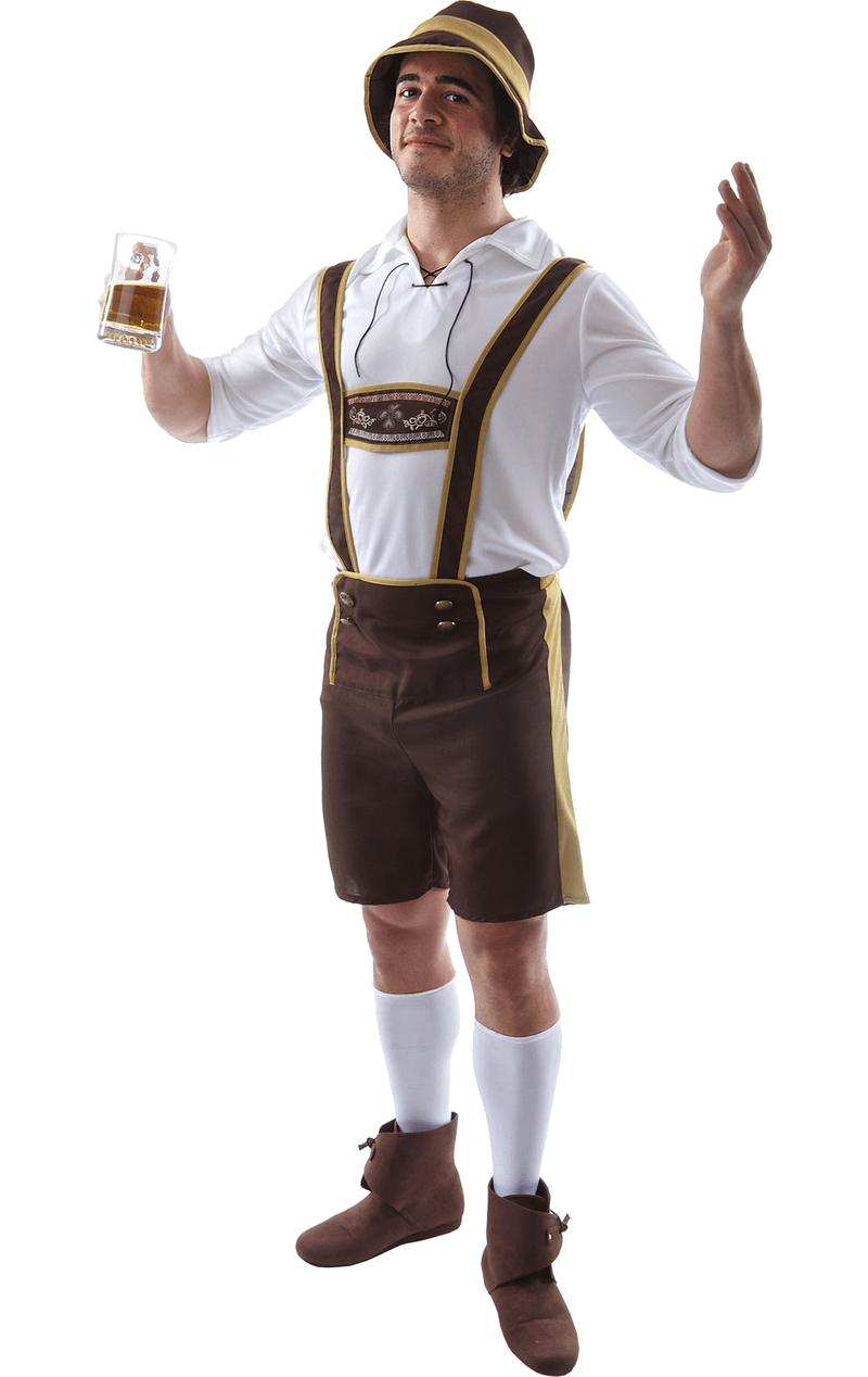 Bavarian Oktoberfest Fancy Dress Costume