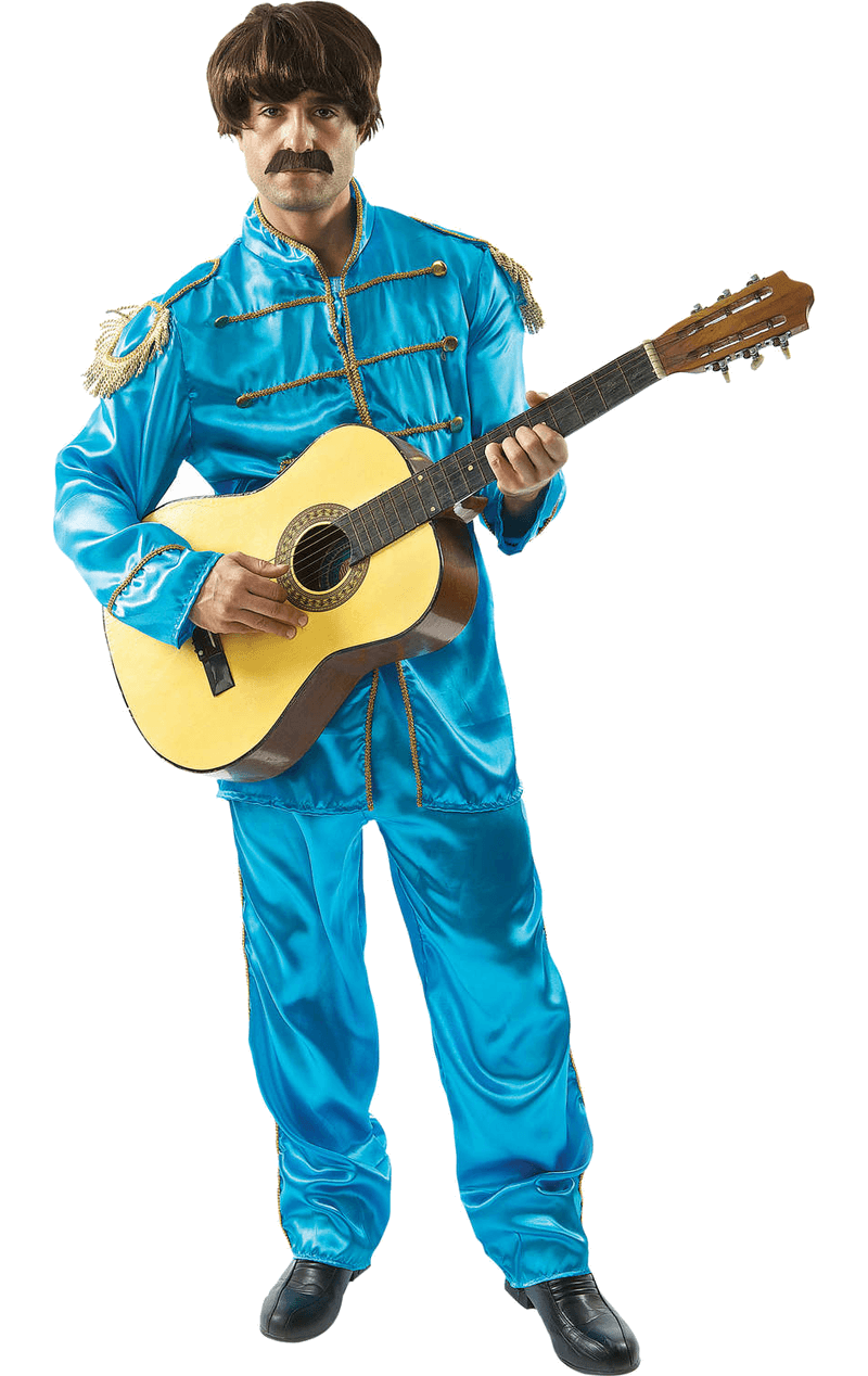 Lonely Hearts Band Costume - Blue