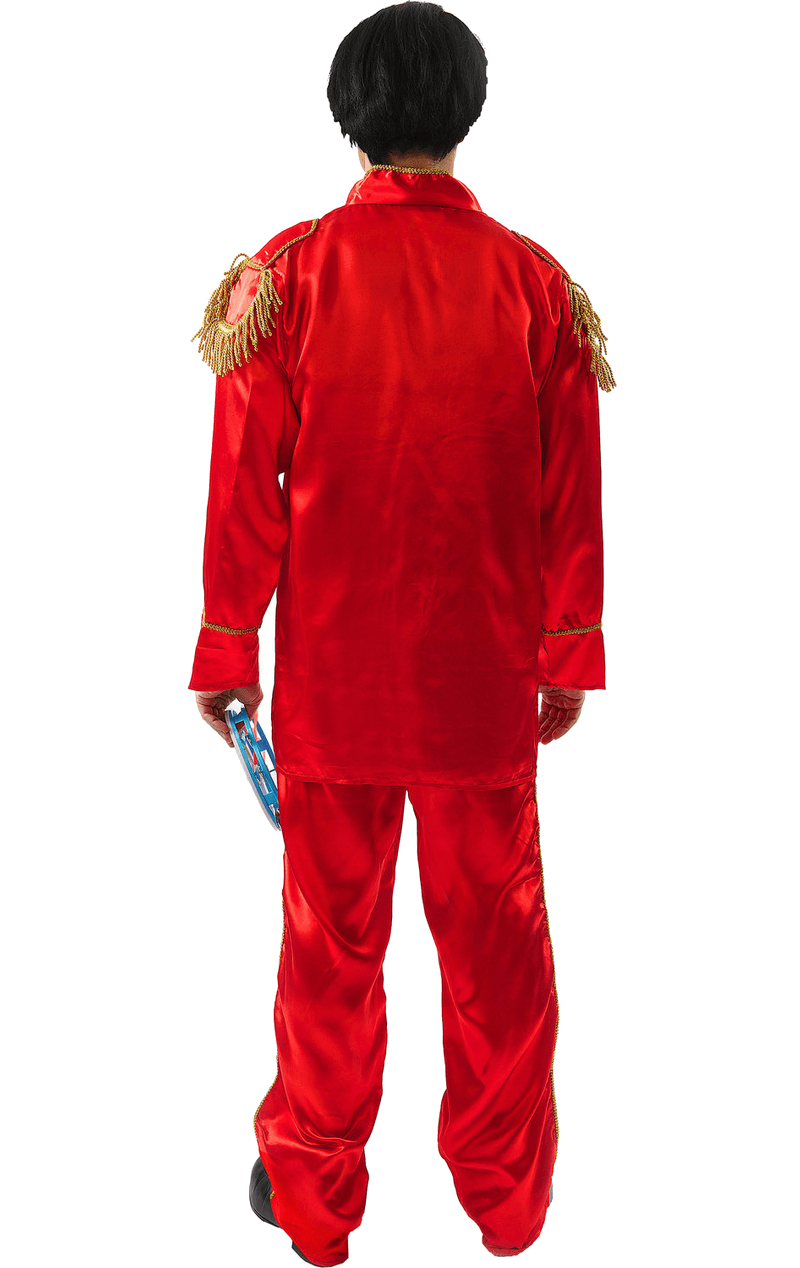 Lonely Hearts Band Costume - Red