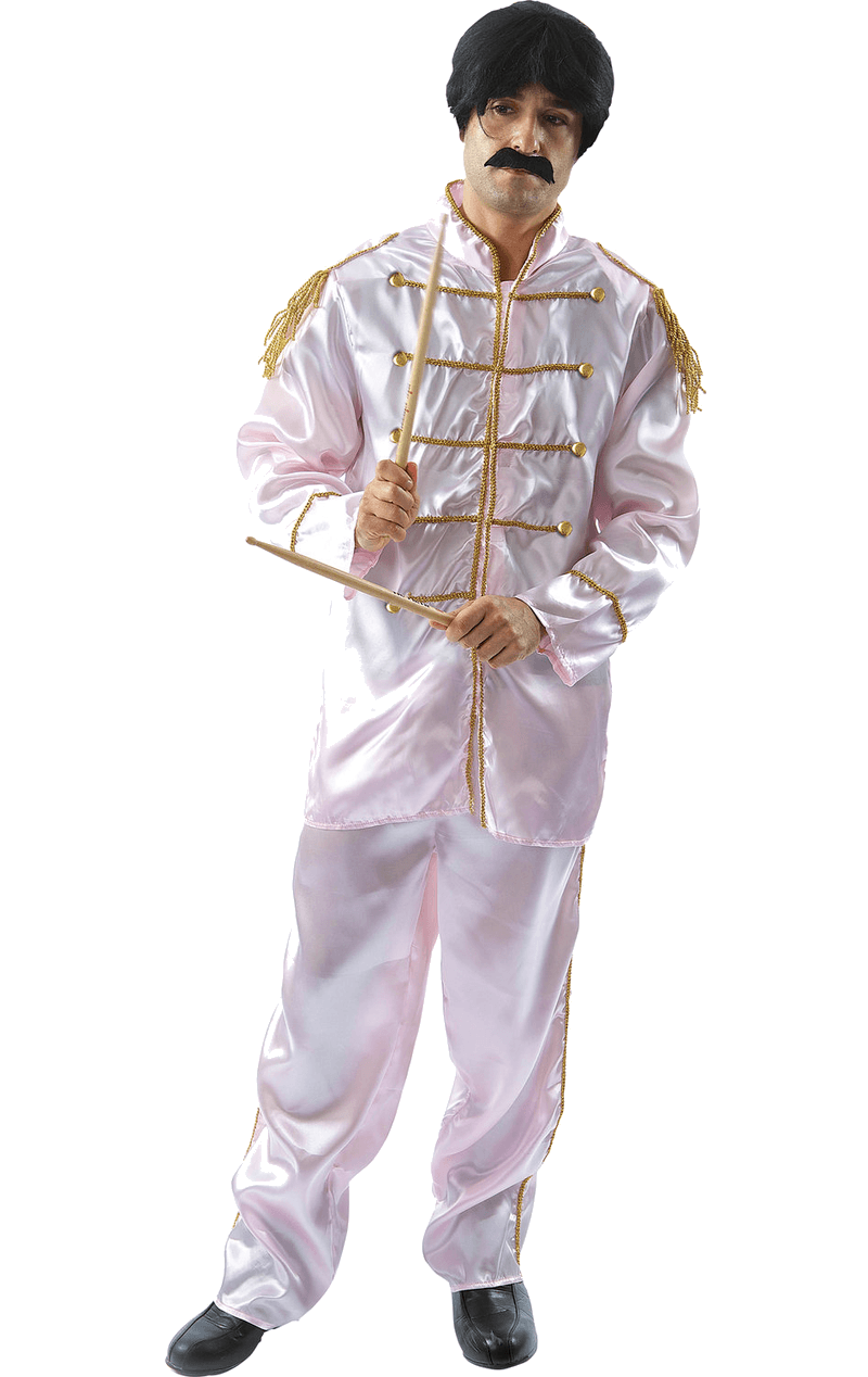 Lonely Hearts Band Costume - Pink