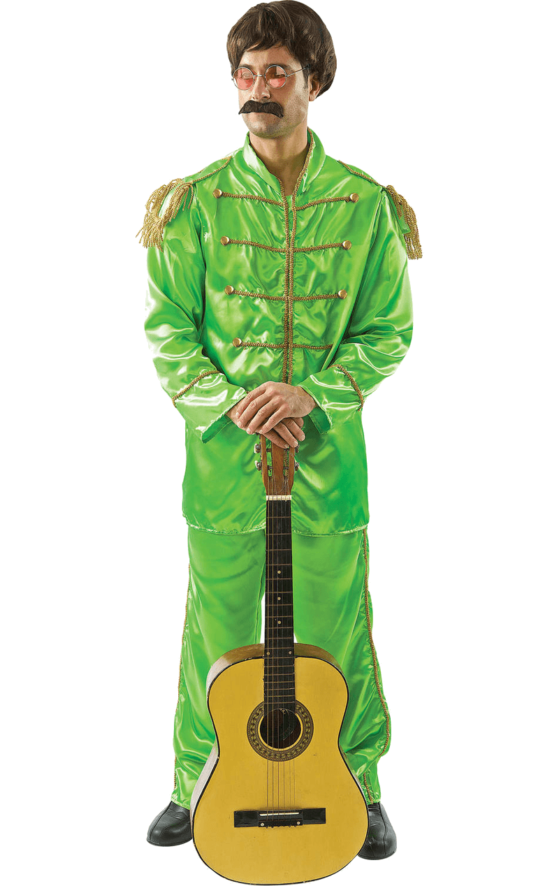 Lonely Hearts Band Costume - Green