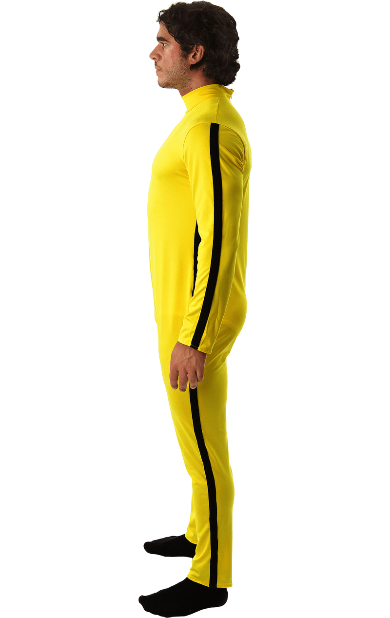 Adult Martial Artist Costume