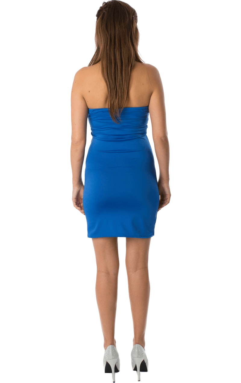 Adult Blue Music Player Dress