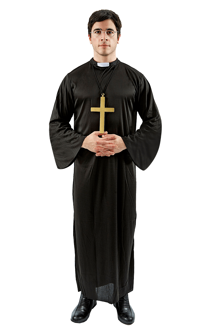 Adult Vicar Costume