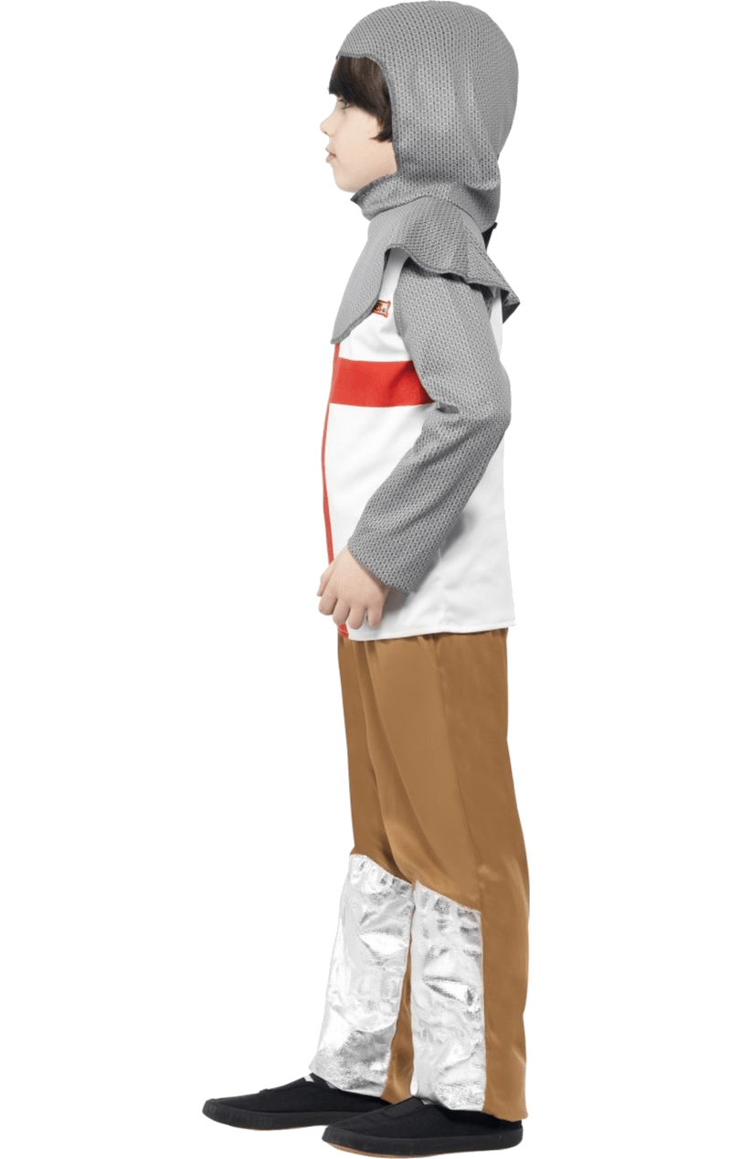 Child Horrible Histories Knight Costume