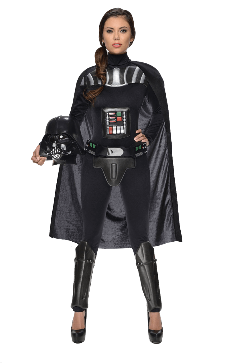 Adult Star Wars Female Darth Vader Costume