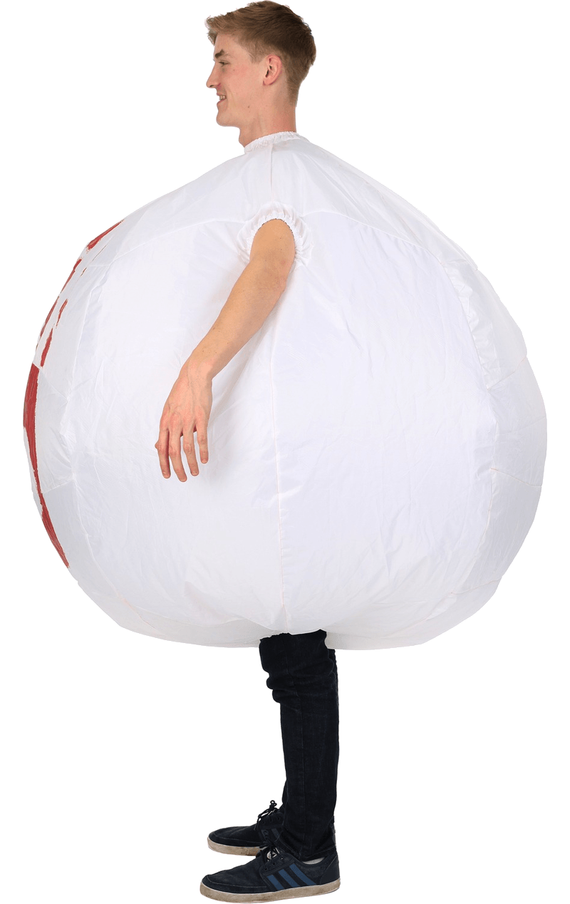 Inflatable Wilson Castaway Costume