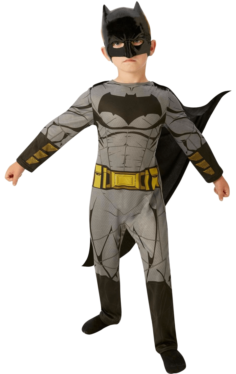 Child Dawn of Justice Batman Age 9+ Costume