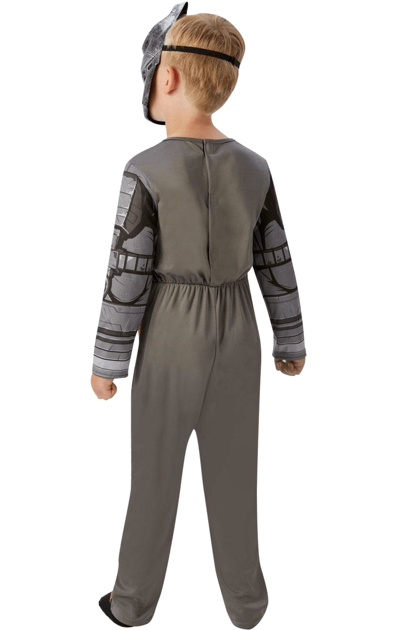 Child Dawn of Justice Batman Armour Costume