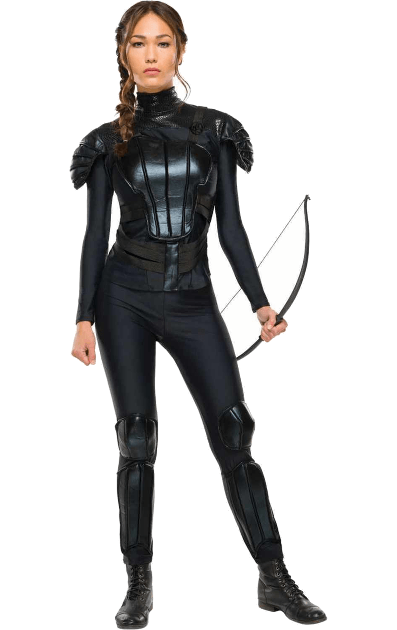 Adult Hunger Games Katniss Rebel Costume