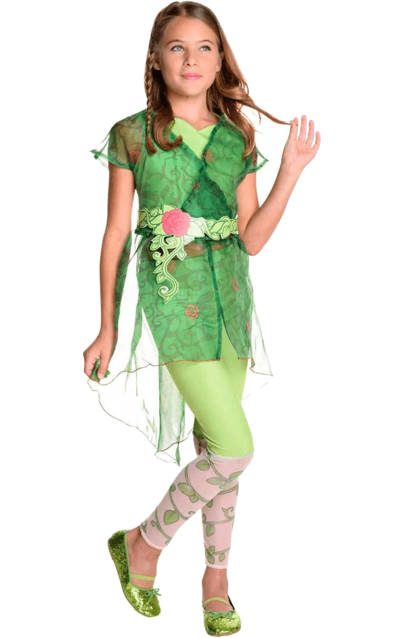 Child Deluxe Poison Ivy Costume