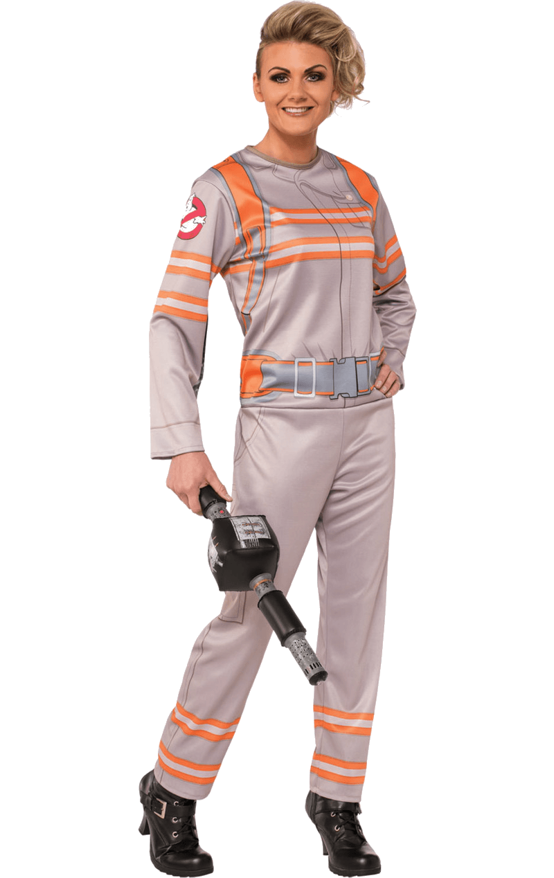 Adult Female Ghostbuster Costume