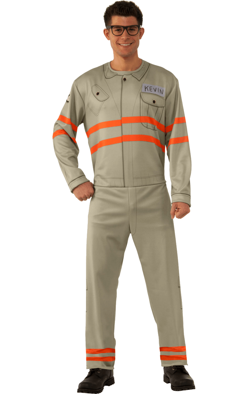 Adult Kevin Ghostbusters Costume