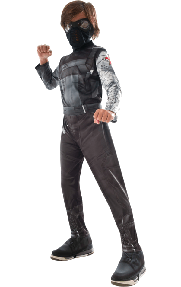 Child Winter Soldier Costume