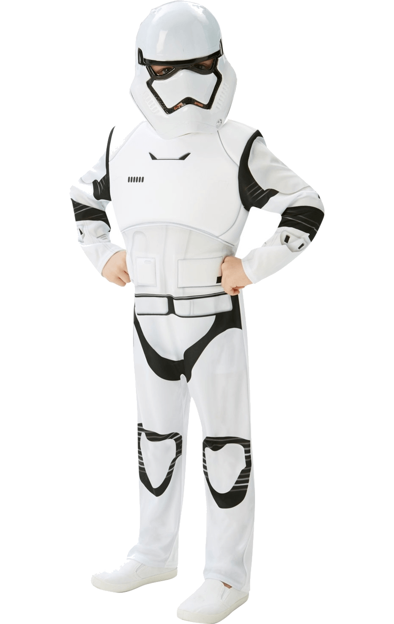 Star Wars Child Stormtrooper Deluxe Costume