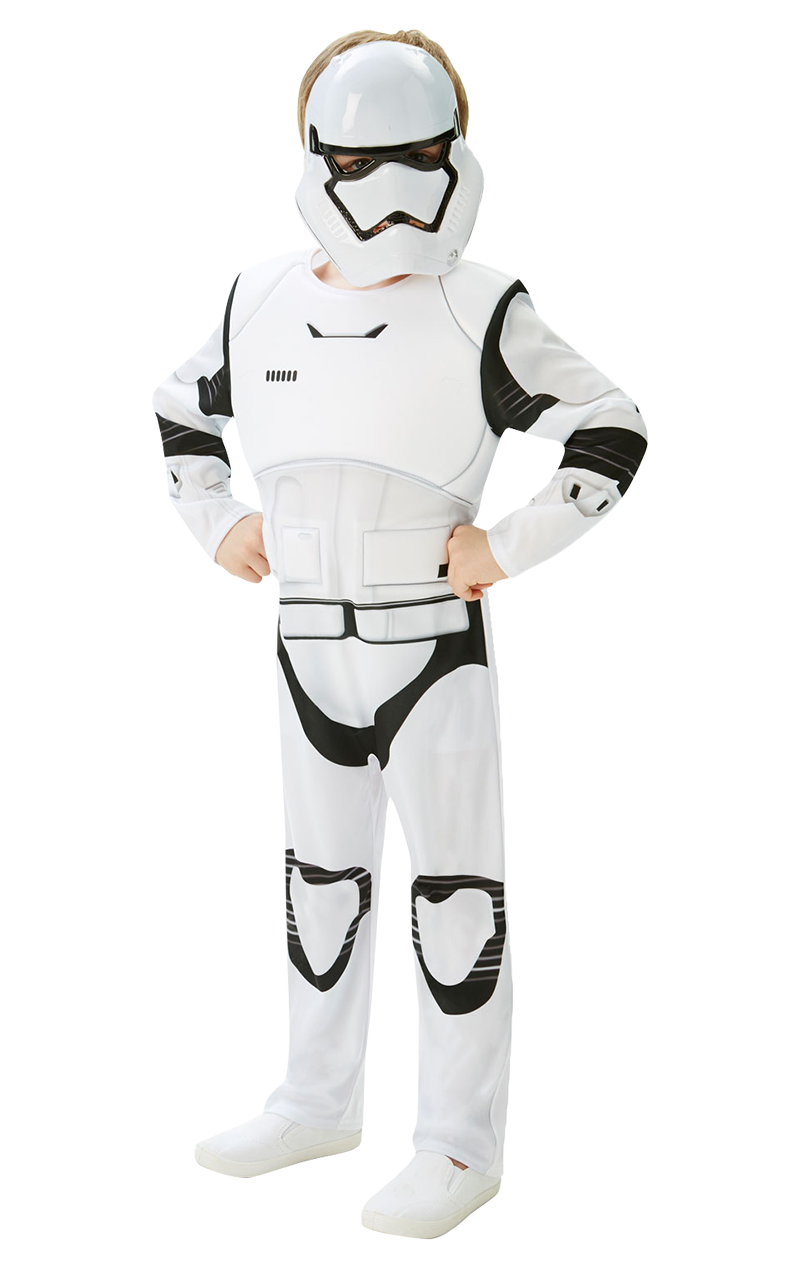 Star Wars Child Stormtrooper Deluxe Age 9+ Costume