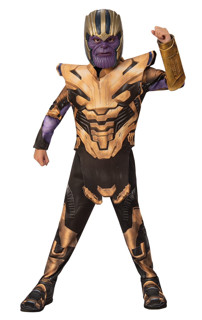 Kids Thanos Endgame Costume