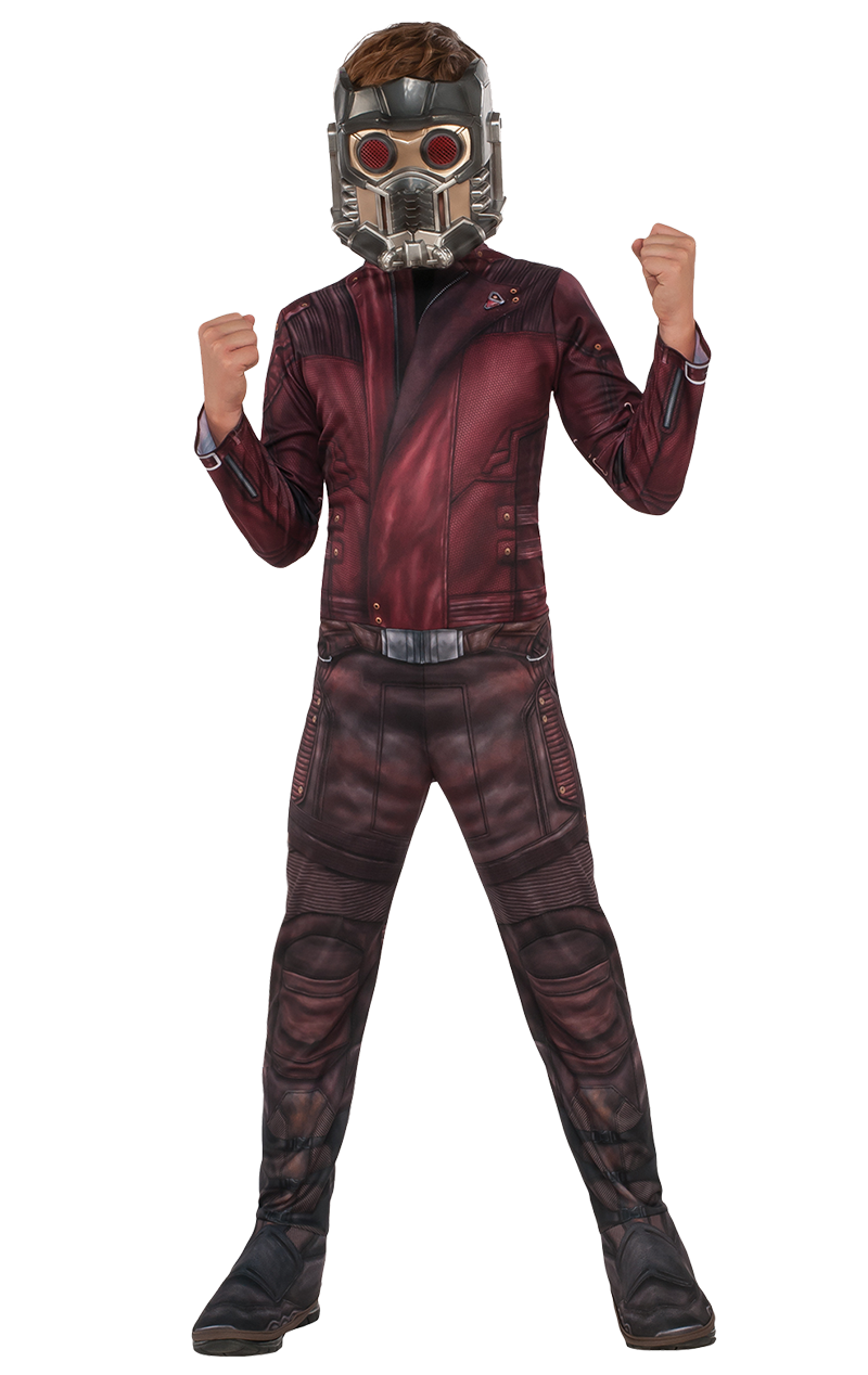 Kids Star Lord Guardians 2 Costume
