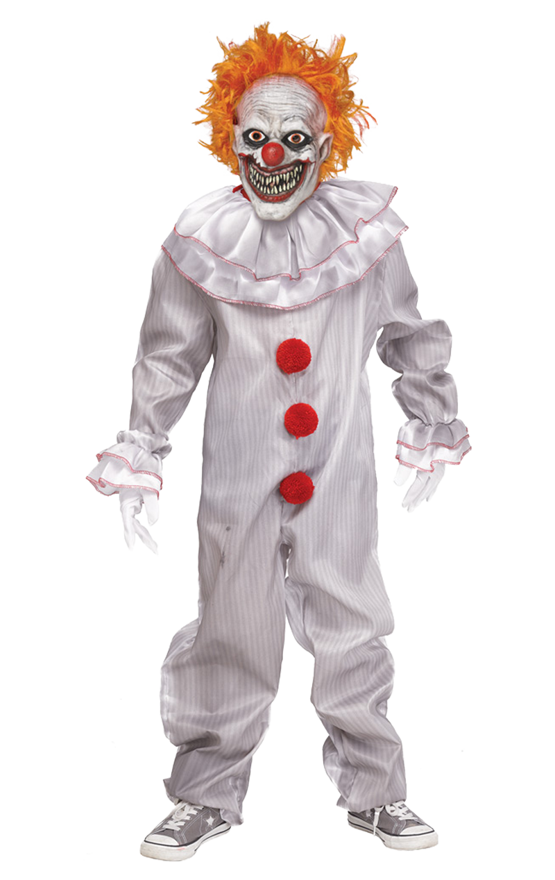 Kids It Pennywise Clown Costume