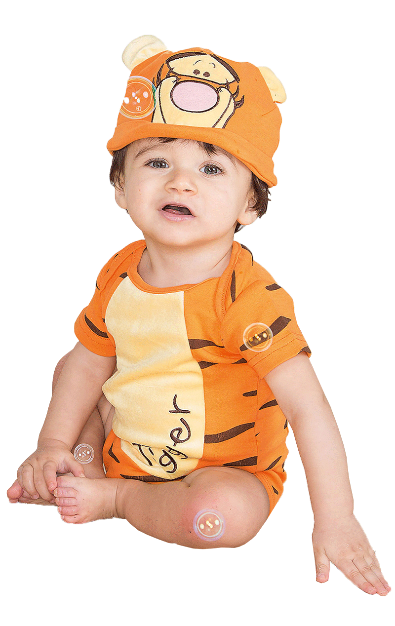 Baby Winnie the Pooh Tigger Costume