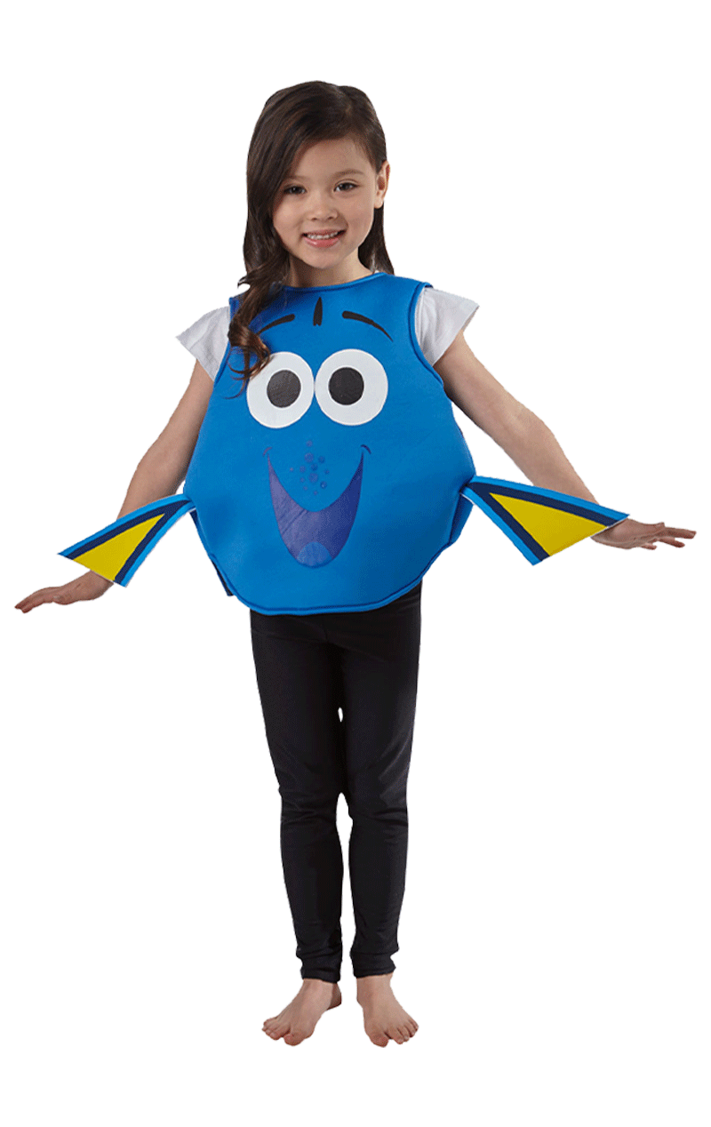 Kids Dory Disney Costume