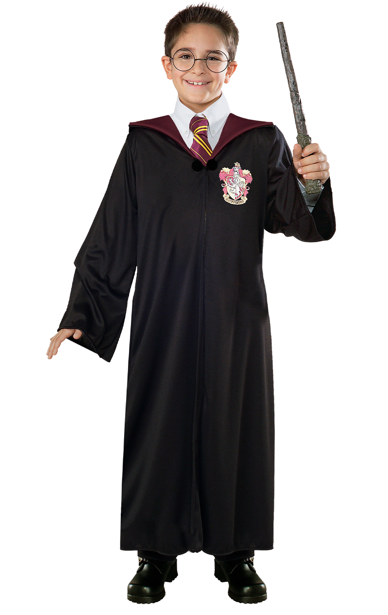 Child Hermione Granger Gryffindor Robe