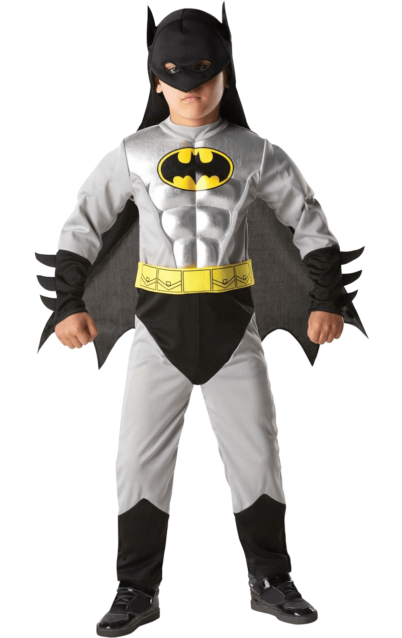 Child Batman Total Armour Costume
