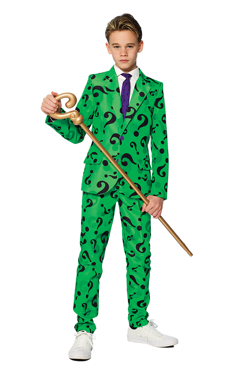 Kids Riddler Suitmeister