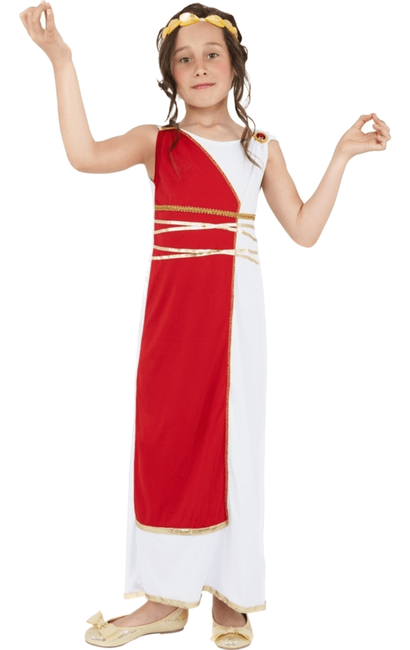 Child Grecian Girl Costume