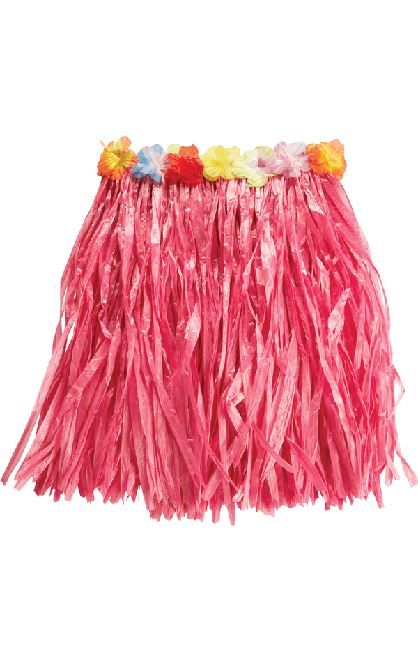 Hawaiian Skirt (Pink)