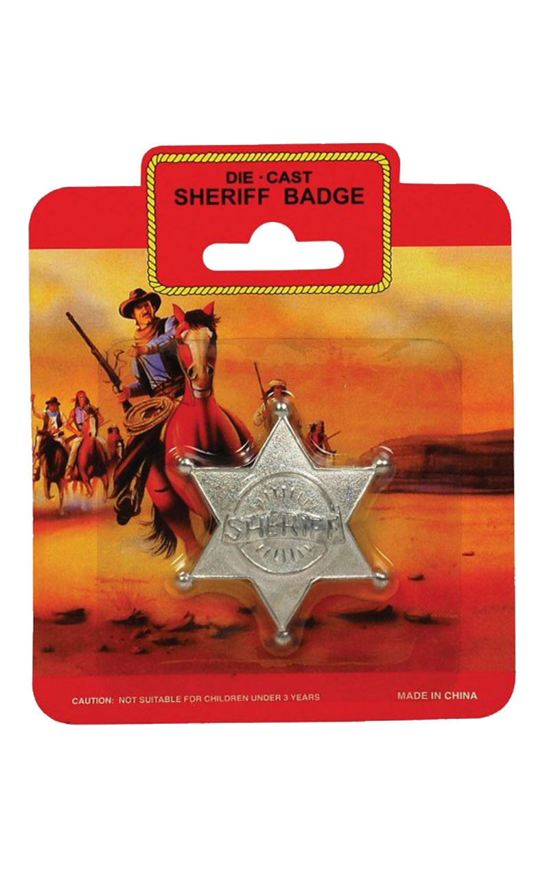 Sheriff Badge Accessory