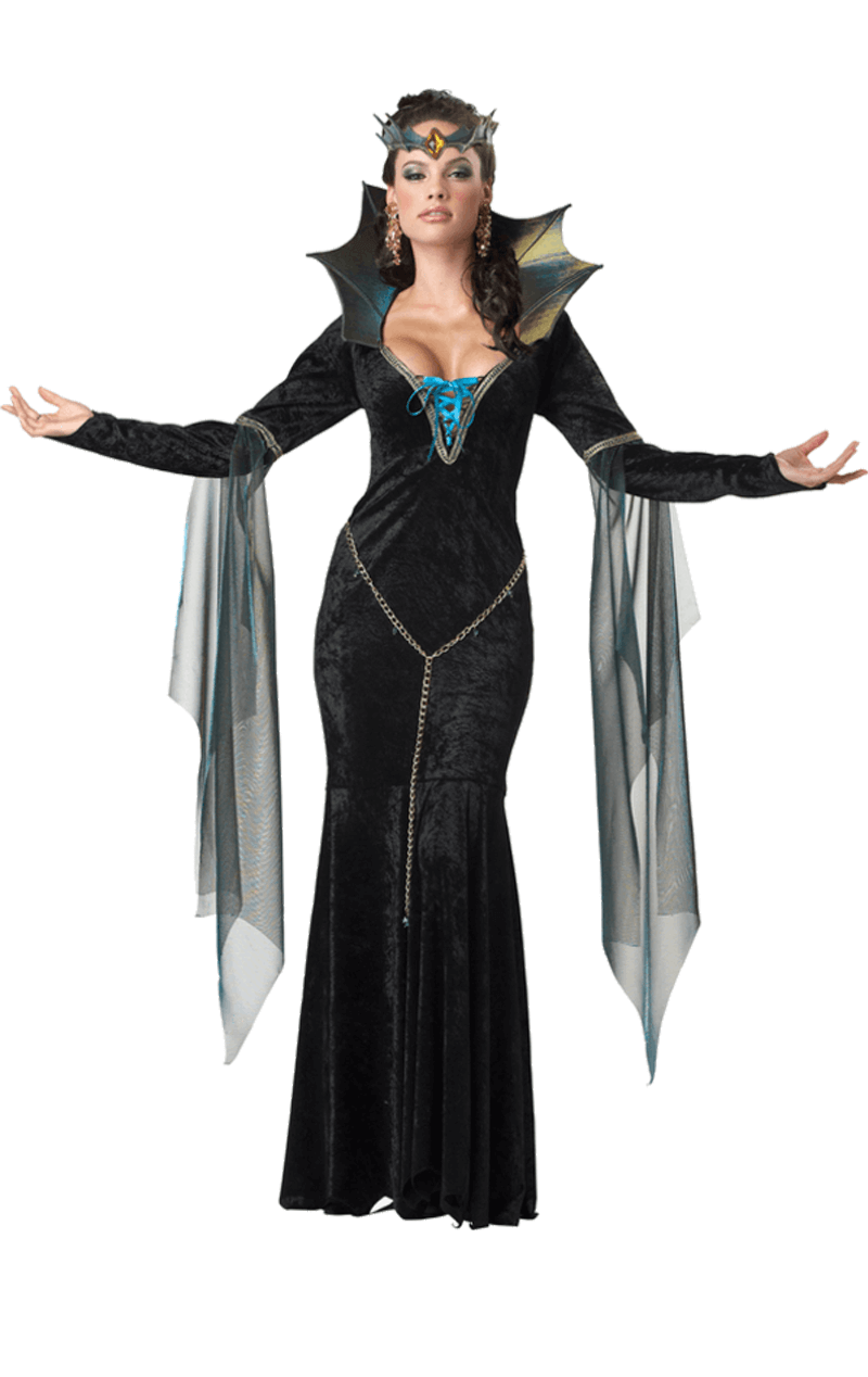 Evil Sorceress Costume